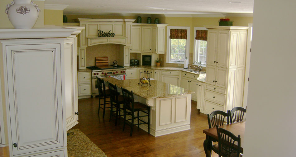 Ultimate llc custom series for Ultimate kitchens